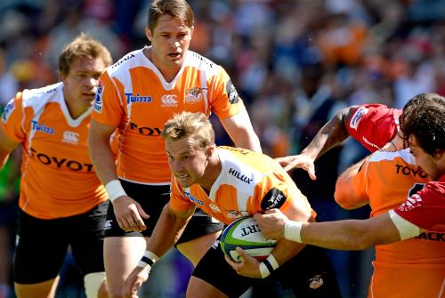 Rugby - 2017 Super Rugby - Cheetahs v Lions - Toyota Stadium - Free State