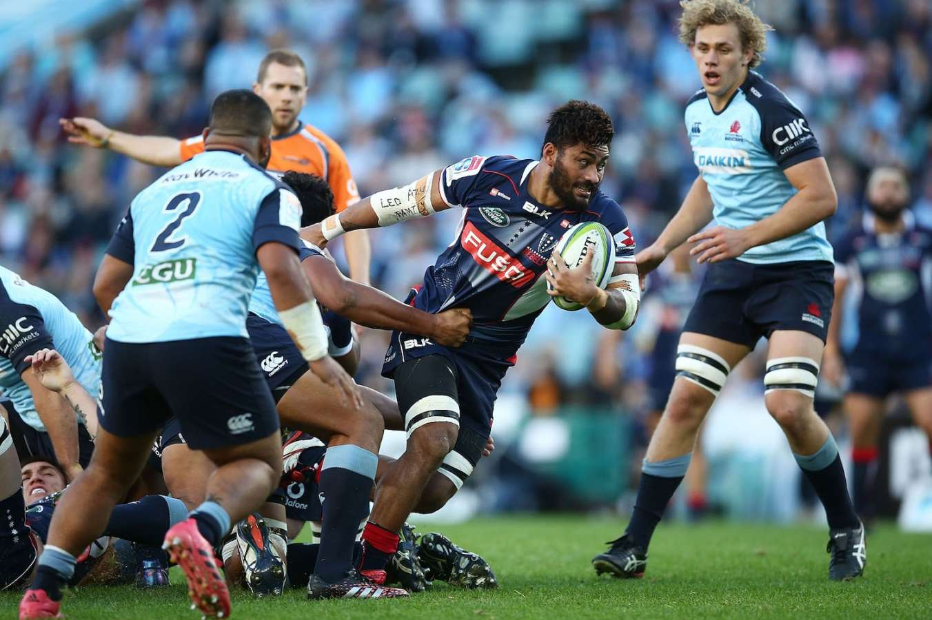 Fantasy Super Rugby Week 15: Don't Touch, Pause, Engage.